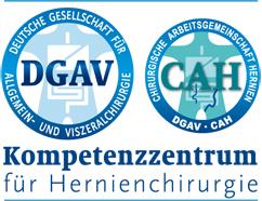Zertifikat Kompetenzzentrum Hernienchirurgie