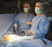 Hernien Operation