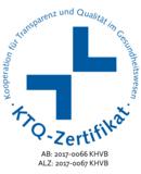 Kooperation für Transparenz und Qualität im Gesundheitswesen.